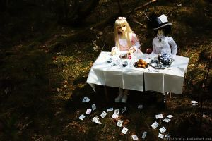 Mad Tea Party .1 by Y-n-Y