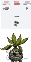 Pokefusion 1 - Gravish