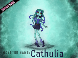 Monster High - Cathulia by Cold-Creature