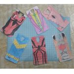 Samsung S4 Back Cover DIY Set 01 by toonboyii