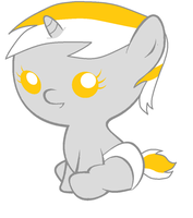 A filly variation of my OC by DerpyXD