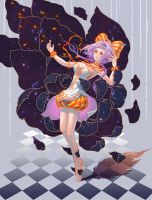 [Project Tiarella] Night Blossom by Athena-Erocith