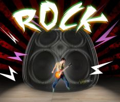 Rock by TheDraven