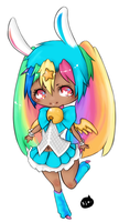 Sonax Chibi by Cereple