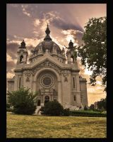 Cathedral of Saint Paul by atsouza