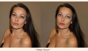 Simple Retouch 1 by Avahlon-Stock