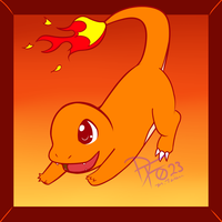 Charmander :D by dragonfire023