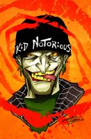 Notorious Mr. J by KidNotorious
