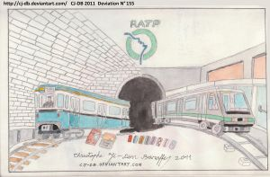 The order of the RATP by CJ-DB