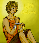 Will Solace by magicalavatarian