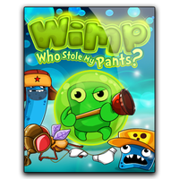 Wimp: Who Stole My Pants? by dander2