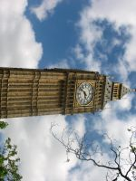 Big Ben by perfect-tragedy