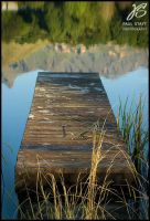 Pier Reflection by Hacky-Sack