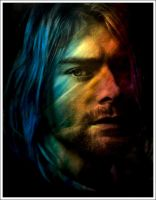 Kurt Cobain by dhika1305