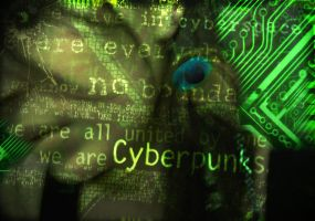 We live in cyberspace by SHAKALone