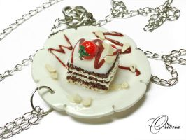 Sweet on a plate 3 by OrionaJewelry