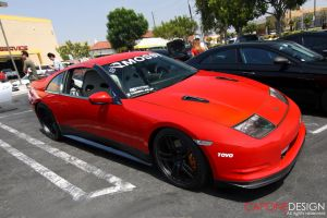 300zx Red Demon by CaponeDesign