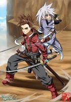 Tales of Symphonia - Tomodachi by Dzoan