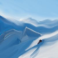 Winter Dive by Whatsome