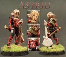 Astrid by WinterFlightDesign