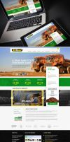 MSand Web and branding by 11thagency