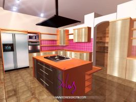 the kitchen i cooked by soheilghotbi