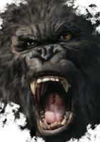 KING KONG by EMZAAK