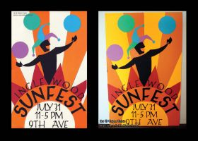 Sunfest Poster by Jetyra-Luck