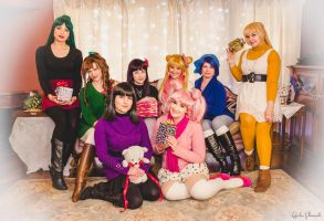SM - Merry Christmas by Eli-Cosplay