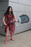 Alice Madness Returns Cosplay - The Fleshmaiden by C-hrona