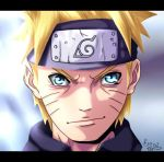 Naruto color version by freaky135