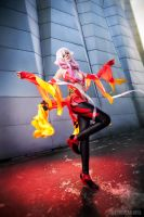 Inori Yuzuriha - Guilty Crown by Pugoffka-sama