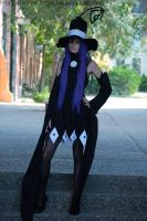Blair Cosplay : Fight On The Street? by Monochrome-Magick