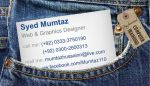 Business Card by Mumtazzaidi