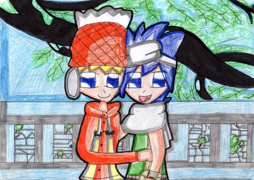 The boys i'am obessed with (Pop'n Music) by Daniela56438