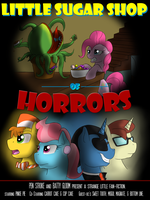Little Sugar Shop Of Horror Cover - COM by PenStrokePony