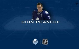 Dion Phaneuf by zmdigital