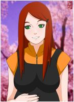 Uzumaki Kushina :3 by dannex009
