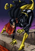Batgirl by brimstoneman34