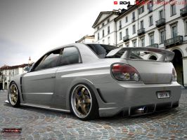 Subaru S204 Silver Pulse by BLaCKDesigN