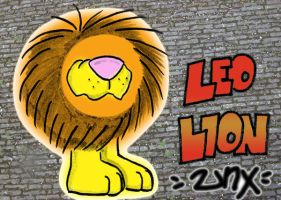 Leo The Lion by UnknownX