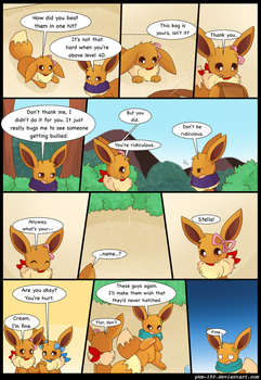 The day I met you -page 4- by PKM-150