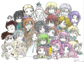 Code Geass 7 by SoullessMoon