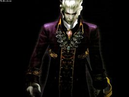 Corrupt Vergil by The-Bone-Snatcher