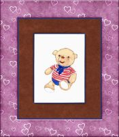 Valentine Card - Teddy by fmr0