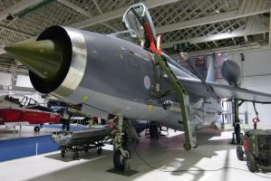 Lightning  - RAF Museum by PhilsPictures