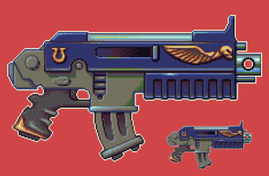 Bolter by whrndpx