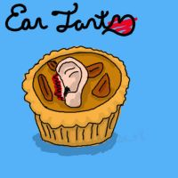 The ear tart by BloodStainedSilk