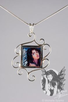 Storm Witch Pendant by Caitria5