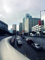 Moscone Center by aroche